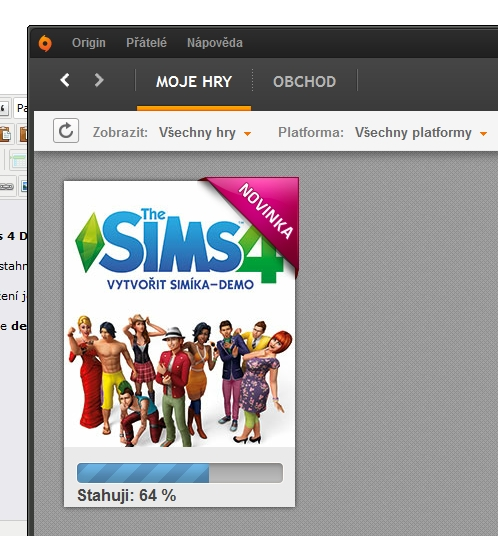 The Sims 4 Demo